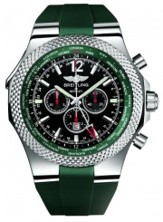 Breitling BENTLEY GMT BRITISH RACING GREEN A47362S4/B919/BKRS