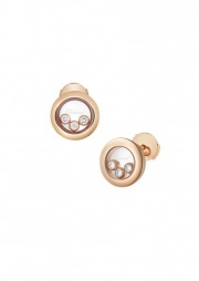 HAPPY DIAMONDS ICONS ROSE GOLD 83A018-5001