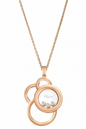 HAPPY DREAMS ROSE GOLD NECKLACE 799769-5001