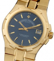 Vacheron Constantin АUTOMATIC BLUE DIAL 18K GOLD 42050/423J
