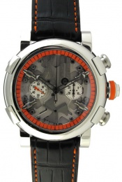 Romain Jerome STEAMPUNK CHRONO ORANGE RJ.T.CH.SP.005.05