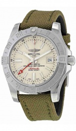 Breitling Avenger II GMT Mens Watch A3239011/G778/106W