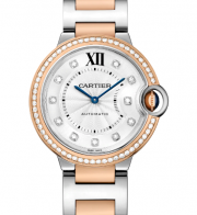 Cartier Ballon Bleu 36 mm W69016Z4