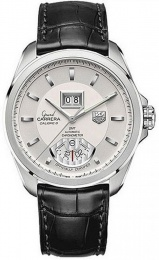 Tag Heuer GRAND CARRERA CALIBRE 8 RS GRAND-DATE GMT AUTOMATIC 42.5 MM WAV5112.FC6225