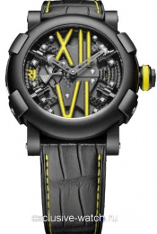 Romain Jerome Steampunk Auto Colours YELLOW RJ.T.AU.SP.005.06