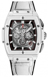 Hublot White Ceramic 601.HX.0173.LR