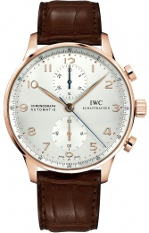 Iwc PORTUGUESE CHRONOGRAPH ROSE GOLD AUTOMATIC IW371480