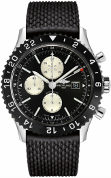 Breitling Chronoliner Mens Watch y2431012/be10/267s