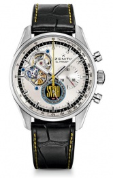 Zenith Chronomaster 1969 - SVRA Chronograph Automatic Men's Watch 03.20411.4061/07.C776