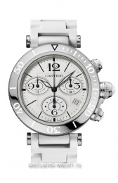 Cartier Pasha de Cartier Seatimer Chronograph Lady W3140005