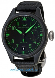 Iwc BIG PILOTS TOP GUN BOUTIQUE EDITION AUTOMATIC CERAMIC MEN'S