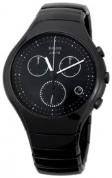 Rado True Black Ceramic Chronograph Jubile R27814702