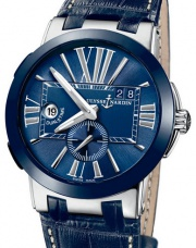 Ulysse Nardin Executive Dual Time 43mm 243-00/42