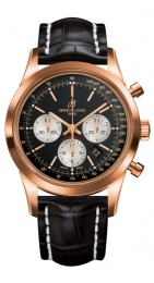 Breitling Transocean Chronograph Red Gold CB011012/B968/744P