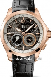 Girard Perregaux WW.TC Traveller Large Date Moon Phases & GMT