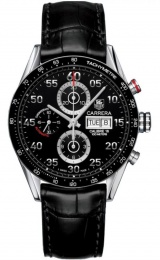 Tag Heuer CALIBRE 16 DAY DATE AUTOMATIC CHRONOGRAPH 43MM CV2A10.FC6235