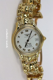 Longines Golden Wing Chronometer Gold 750 Golden Wing