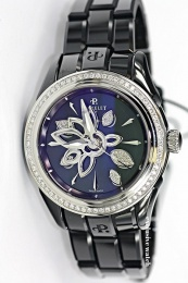 Perrelet Diamond Flower Ceramic NEW A2040/B
