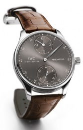 Iwc Portuguese Regulateur White Gold IW544404