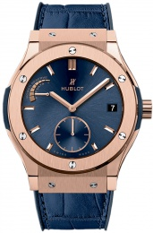Hublot King Gold Blue 516.OX.7180.LR