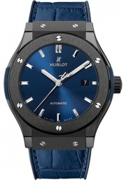 Hublot Ceramic Blue 565.CM.7170.LR