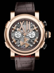 Romain Jerome FULL RED LIMITED EDITION 25 RJ.T.CH.SP.003.04