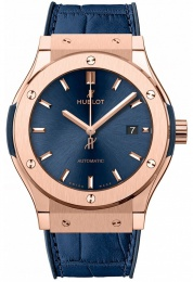 Hublot King Gold Blue 565.OX.7180.LR
