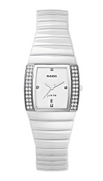 Rado Sintra Quartz Ladies Watch 52 Diamond R13830702