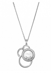 HAPPY DREAMS WHITE GOLD NECKLACE 799769-1002