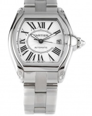 Cartier Large Silver Dial Automatic W62025V3