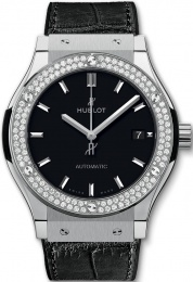 Hublot Titanium Diamonds 511.NX.1171.LR.1104