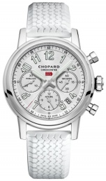 Chopard Chronograph Silver Dial Watch 168588-3001