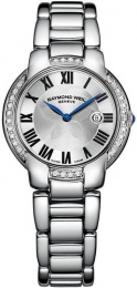 Raymond Weil Jasmine Silver Dial Stainless Steel 5235-STS-01659