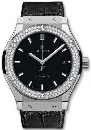 Hublot Titanium Diamonds 542.NX.1171.LR.1104