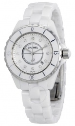 Chanel Diamonds Ladies Watch H1628