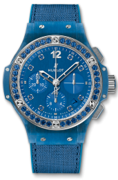Hublot Blue Linen 341.XL.2770.NR.1201
