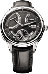 Maurice Lacroix Retrograde Black Dial MP7268-SS001-310