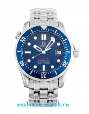 Omega SEAMASTER 300M BLUE DIAL QUARTZ MIDSIZE WATCH 2223.80.00
