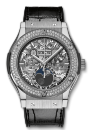 Hublot Titanium Diamonds 547.NX.0170.LR.1104