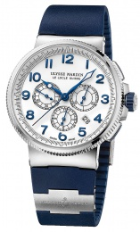 Ulysse Nardin MARINE COLLECTION CHRONOGRAPH MANUFACTURE 43MM 1503-150-3/60