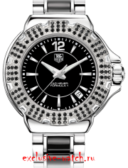 Tag Heuer Formula 1 120 black diamonds WAH1216.BA0859