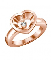 VERY CHOPARD ROSE GOLD RING 827773-5110