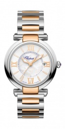 Chopard Automatic 29mm Ladies Watch Rose Gold 388563-6002