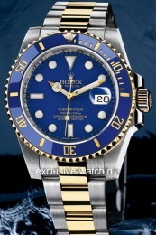 Rolex SUBMARINER OYSTER, 40 MM, STEEL AND YELLOW GOLD 116613LB
