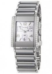 Rado Integral Jubile Chronograph White Dial Stainless Steel with Ceramic R20670902