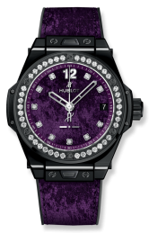 Hublot Purple Velvet 465.CS.277V.NR.1204.ITI17