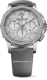 Corum ADMIRAL'S CUP LEGEND 38 LADY CHRONOGRAPH 132.101.47/F149 PK11