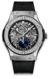 Hublot Titanium Diamonds 517.NX.0170.LR.1104