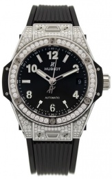 Hublot One Click Steel Pave 465.SX.1170.RX.1604