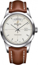 Breitling Transocean Day Date Mens Watch a4531012/g751-1cd